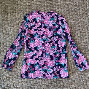 Lilly Pulitzer Cherry Blossom Joycee Tunic XS